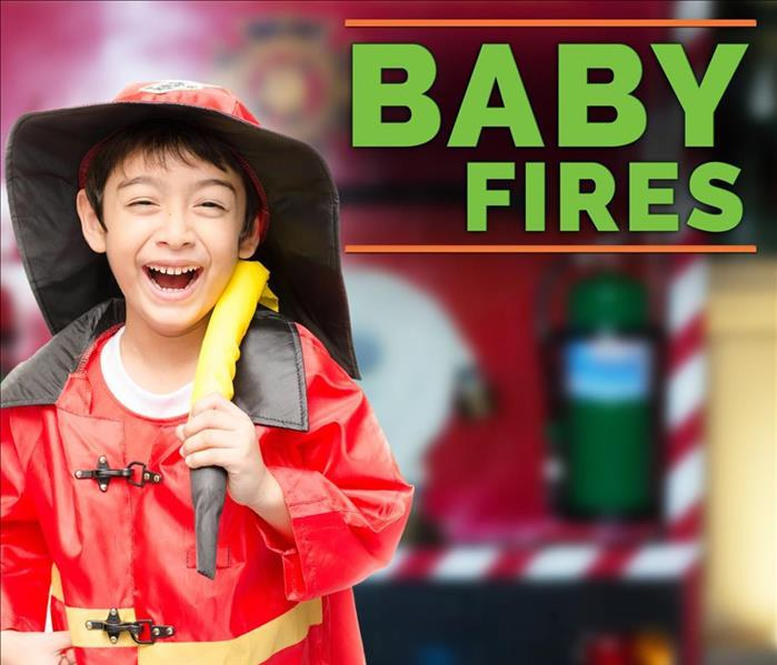 Fire Damage Fire Safety: How To Teach Your Kids