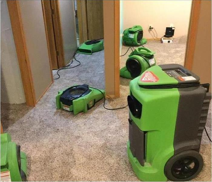 Water Damage Cleaning Items Damaged by Water