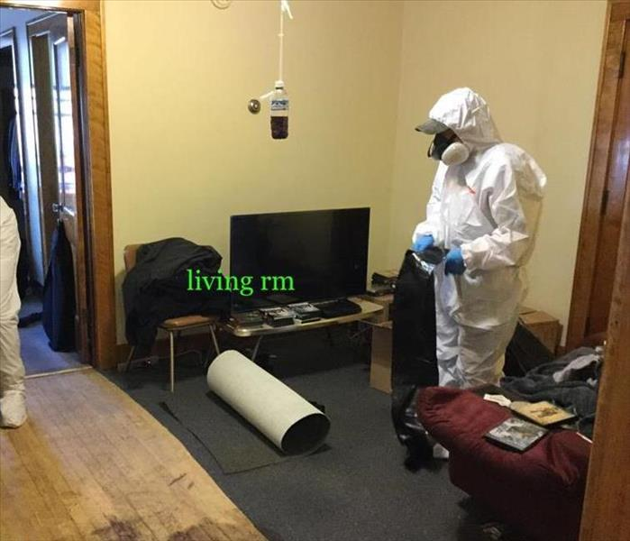 Mold Remediation Personal Equipment and Mold Remediation