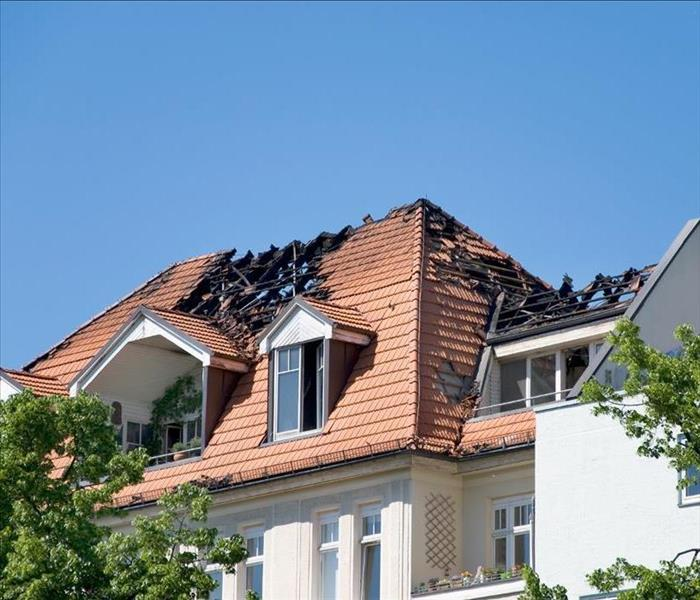 Fire Damage 3 Ways Lightning Can Affect Your Home